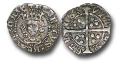 World Coins - H13137 - MEDIEVAL ENGLAND, Henry VI, First Reign (1422-1461), Penny, 0.96g., Annulet issue (1422-27), Calais mint AEF