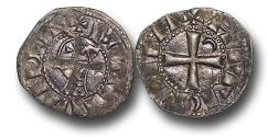 World Coins - CS1104 - CRUSADER STATES, Principality of Antioch, Bohemond IV,  1st Reign (1201-1216),  Billon Denier, 0.87g., 18mm, Class G, Antioch mint