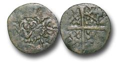 World Coins - H15331 - England, Contemporary Imitation (c.1300-c.1400), Base Metal Penny
