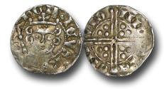 World Coins - H31273 - ENGLAND, Henry III (1216-1272), Penny, 1.50g., Voided Long Cross Coinage, Class 5a2, (1251-1272), Nicole - London