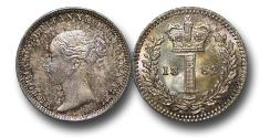 World Coins - MD1541 - Great Britain, Victoria   (1837-1901), Silver Maundy Penny, 1882