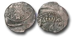 "World Coins - H11087 - ENGLAND, Charles I (1625-1649), Contemporary Forgery? of ""Richmond"" Farthing"