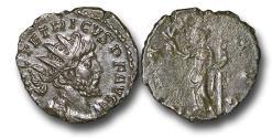 Ancient Coins - R17010 - The Gallic Empire, Tetricus I  (A.D. 270-273), AE Antoninianus