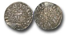 World Coins - H13179 - MEDIEVAL ENGLAND, Henry III (1216-1272), Penny, 1.42g., Voided Long Cross Coinage, Class 5g, (1251-1272), Nicole - Canterbury