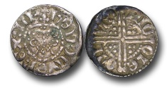 World Coins - H5354 - ENGLAND, Henry III (1216-1272), Penny, 1.45g., 19mm, Voided Long Cross Coinage, Class 3c, (1248-1250), Nicole - London