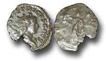 Ancient Coins - BR1165 - The Gallic Empire, Tetricus II, Caesar (A.D. 270-273), AE Antoninianus, ex Braithwell Hoard (South Yorkshire, England)