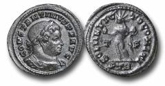 Ancient Coins - R81034  - Constantine	I, as	Augustus			(A.D. 307-337), Bronze Follis,	5.12g., 25mm,	Treveri	mint