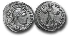 Ancient Coins - R18039 - Constantine I, as 	Augustus 	(A.D. 307-337), Bronze Follis, 2.92g., 21mm, 	Arelate mint
