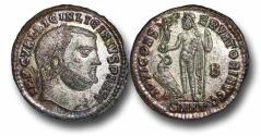 Ancient Coins - R18051 - Licinius I (A.D. 308-324), Bronze Reduced Follis, Heraclea mint