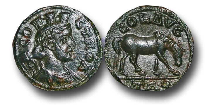 Ancient Coins - RPM45 - Roman Provincial, TROAS, Alexandria Troas (2nd-3rd Centuries A.D.), Æ21