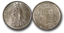 World Coins - EM648 - Great Britain, Victoria (1837-1901), Shilling, 1887