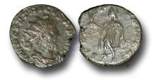 Ancient Coins - BR236 - The Gallic Empire, Tetricus I (A.D. 270-273), AE Antoninianus,  AE Antoninianus, AE Antoninianus, ex Braithwell Hoard, England, 2002.