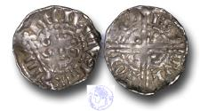 World Coins - VLC1248 - MEDIEVAL ENGLAND, Henry III (1216-1272), Penny, 1.45g., Voided Long Cross Coinage, Class 5b2/5a3, (1251-1272), Randulf - Bury St. Edmunds