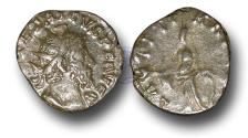 Ancient Coins - BR1197 - The Gallic Empire, Tetricus I (A.D. 270-273), AE Antoninianus, ex  Braithwell Hoard (South Yorkshire, England)