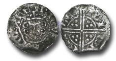 World Coins - VLC1594 - MEDIEVAL ENGLAND, Henry III (1216-1272), Penny, 1.31g., Voided Long Cross Coinage, Class 5b2, (1248-1250), Gilbert - Canterbury