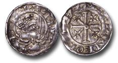 World Coins - TY19 -  ENGLAND, NORMAN,   William II (Rufus) (1087-1100), Silver Penny, 1.23g., 20mm, Profile type (c.1086-c.1089), Dover - Lifwine