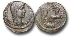 Ancient Coins - R18061 - Constantine I, Consecration of, (A.D. 307-337), AE4, 1.93g.,  16mm, Nicomedia mint