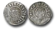 World Coins - H14113 – Medieval England, Henry III    (1216-1272), Short Cross Penny, 1.47g., class 7b (c.1222-c.1236),  Canterbury - Ioan