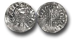 World Coins - VLC1281 - MEDIEVAL ENGLAND, Henry III (1216-1272), Penny, 1.13g., Voided Long Cross Coinage, Class 3b, (1248-1250), Ricard - Lincoln