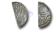 World Coins - S1199 - SCOTLAND, William I 'The Lion' (1165-1214), Cut Halfpenny, 0.73g., Short Cross and Stars coinage