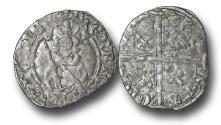 World Coins - AG1339 - ANGLO-GALLIC, Henry IV, V or VI, Hardi d'Argent