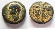 Ancient Coins - JUDAEA CAPTA. AE 23 UNDER DOMITIAN