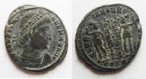Ancient Coins - CONSTANTINE I AE 3. CONSTANTINOPLE  MINT