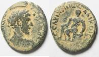 Ancient Coins - Roman Provincial. Decapolis, Abila under Marcus Aurelius (AD 161-180) AE 26mm