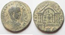 Ancient Coins - Phoenicia, Tyre. Elagabalus. A.D. 218-222. Æ 30 mm.