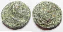 Ancient Coins - Judaea. Caesarea Maritime under Marcus Aurelius (AD 161-180). AE 26mm, 12.51g.