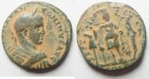 Ancient Coins - PHOENICIA. TYRE . ELAGABALUS AE 29