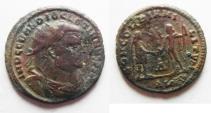 Ancient Coins - DIOCLETIANUS AE ANTONINIANUS . ALEXANDRIA MINT
