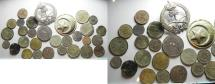 World Coins - Middle East. Lot of 30 Coins. Mixed. Silver & other