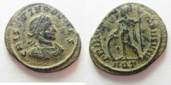 Ancient Coins - CRISPUS AE FOLLIS.