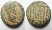 Ancient Coins - Decapolis. Gadara under Commodus (AD 177-192). AE 26mm