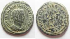 Ancient Coins - DIOCLETIANUS AE ANTONINIANUS