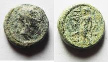 Ancient Coins - SELEUKID KINGDOM AE 13