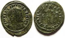 Ancient Coins - LICINIUS I AE FOLLIS  ROME MINT