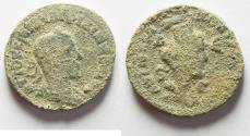 Ancient Coins - SYRIA. ANTIOCH. PHILIP I THE ARAB AE 29. AS FOUND