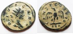 Ancient Coins - AS FOUND: Divus Carus AE Antoninianus