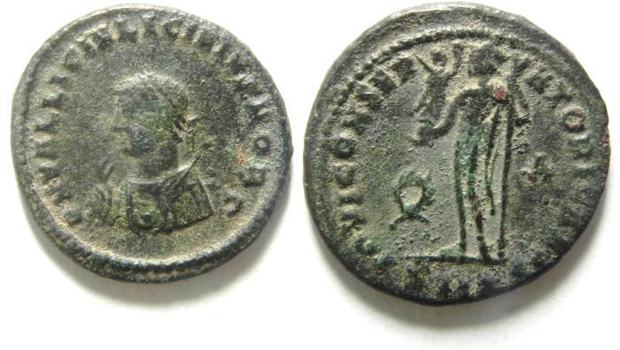 Ancient Coins - LICINIUS II AE 3 ,NICE