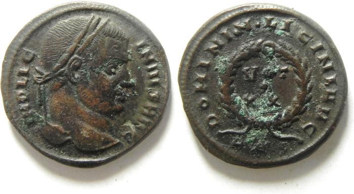 Ancient Coins - LICINIUS I AE 3 , RARE