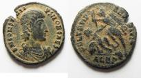 Ancient Coins - BEAUTIFUL CONSTANTIUS GALLUS AE 3 . ALEXANDRIA MINT