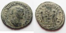 Ancient Coins - BEAUTIFUL AS FOUND MAIMIANUS ANTONINIANUS
