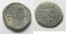 Ancient Coins - CUP SHAPED AE 3 OF CONSTANTINE I