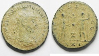 NUMERIAN AE ANTONINIANUS. AS FOUND