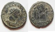 Ancient Coins - 	BEAUTIFUL AS FOUND. TACITUS AE ANTONINIANUS