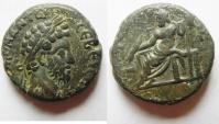 Ancient Coins - EGYPT, Alexandria. Commodus. AD 177-192. BI Tetradrachm
