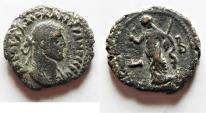 Ancient Coins - EGYPT. ALEXANDRIA. DIOCLETIAN POTIN TETRADRACHM