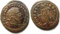 Ancient Coins - CONSTANTIUS I AE FOLLIS , LARGE